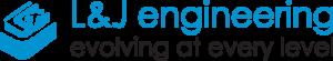 L&J engineering logo