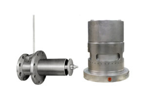 Photo of internal safety valves