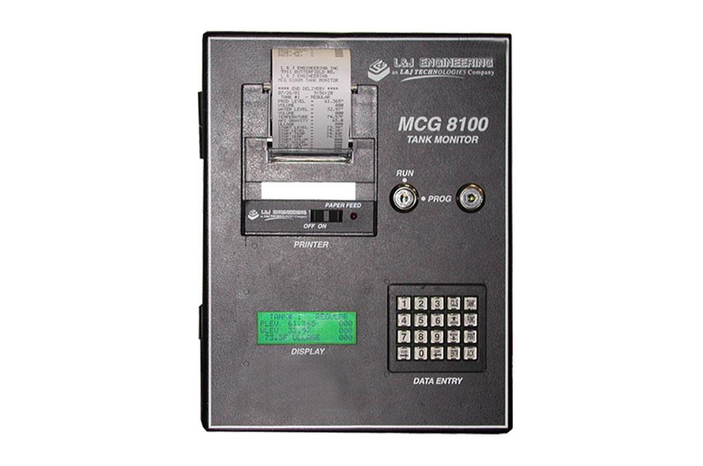 Photo of MCG 8100 Tank Monitor
