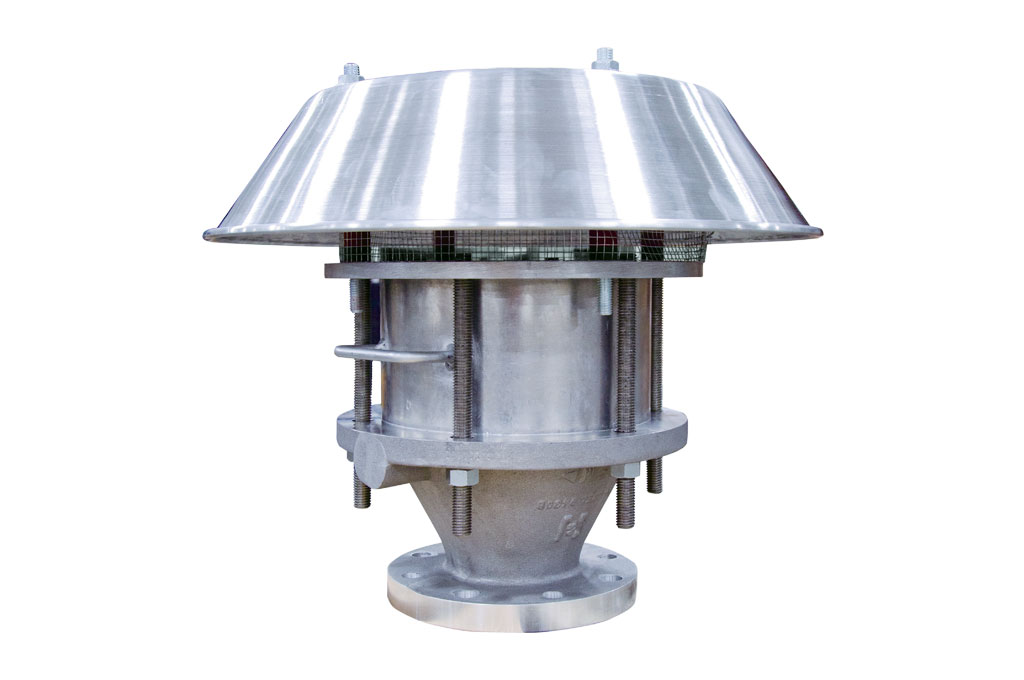 Photo of 94450 Combination Deflagration Flame Arrester and Free Vent