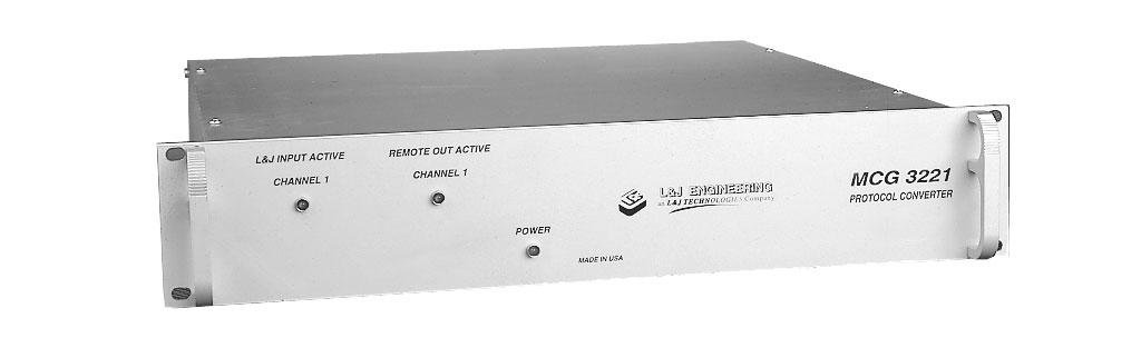 Photo of MCG 3221 Protocol Converter