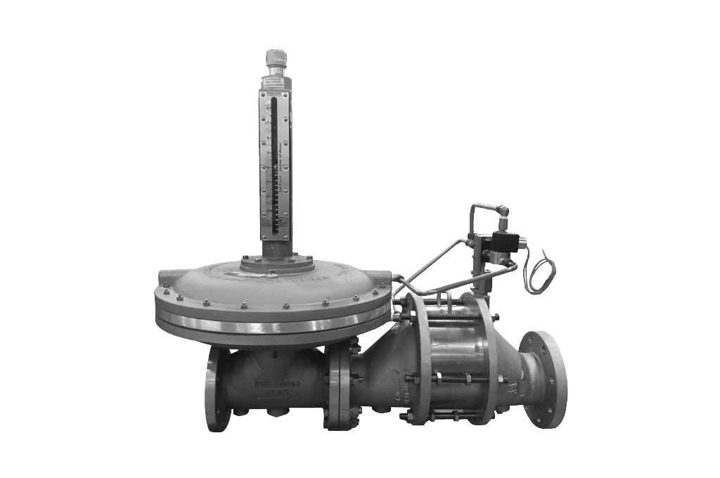 Photo of 97162 Pressure Relief/Flame Trap Assembly