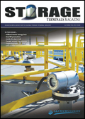 Cover of Storage Terminals Magazine