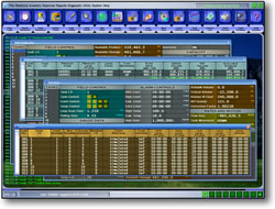 Screen shot o WINGauge Software version 5