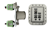 Phto of Drip Trap control Panel and Drip Traps