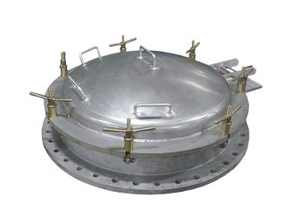 Photo of 95220 Clamping Manhole Cover