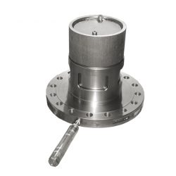 Photo of 96330I Internal Safety Shutoff and Operating Valve with Integral Position Indicator
