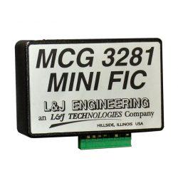 MCG 3281 Mini Field Interface Unit